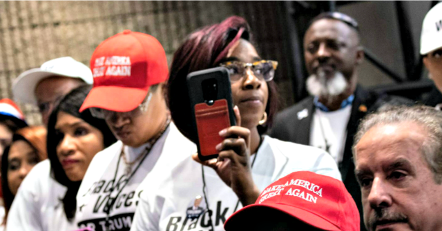 Donald Trump's Speech: A Pitch for Black Votes in 2020