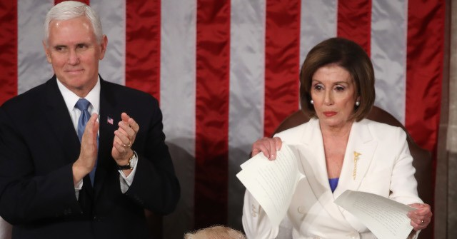 Rep. Gosar to Introduce Resolution to Censure Nancy Pelosi over Speech-ripping