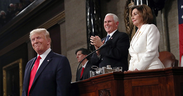 Nancy Pelosi: Trump Looked 'a Little Sedated' During SOTU