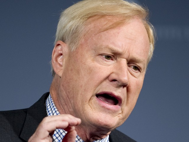Chris Matthews: Cult Leader Trump Is Calling for 'Fight to the Death Against Democrats'