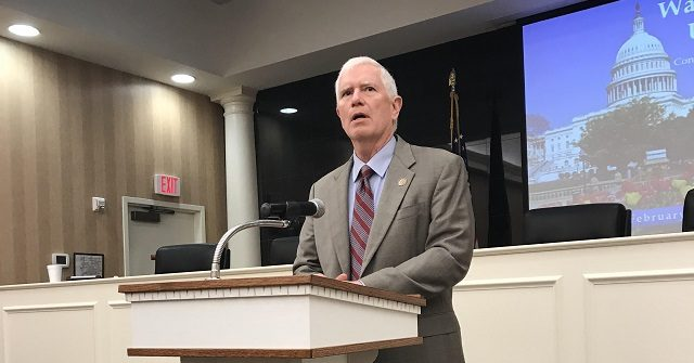 Mo Brooks Warns 'the Socialists Are Gaining' –