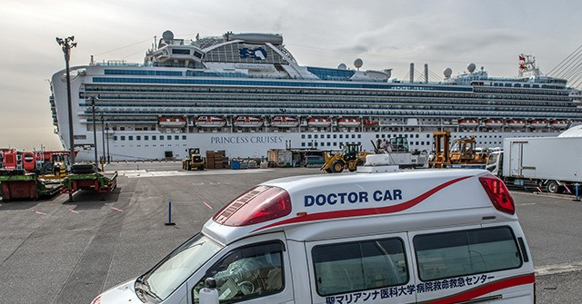 8 More Americans Confirmed with Coronavirus on Cruise Ship