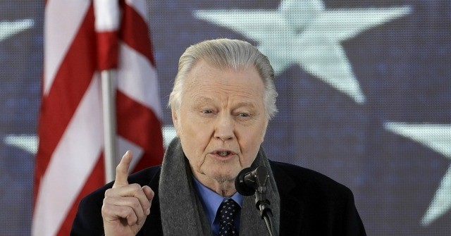 Jon Voight: Nancy Pelosi Is a Threat to America, Her Soul Has 'Evil Intent'