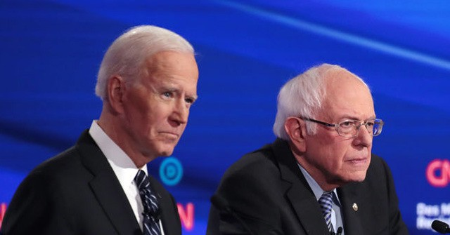 Fact Check: Biden Claims Sanders' Healthcare Plan Requires Tax Hikes