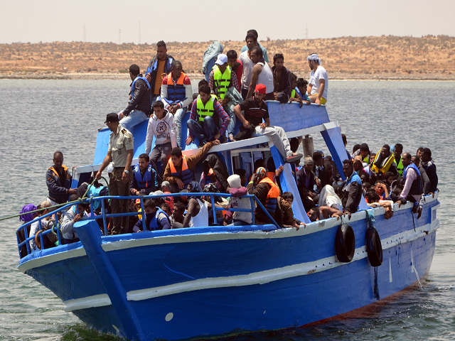 Greece Wants 'Wall In the Sea' to Stop Illegal Migrant Boats