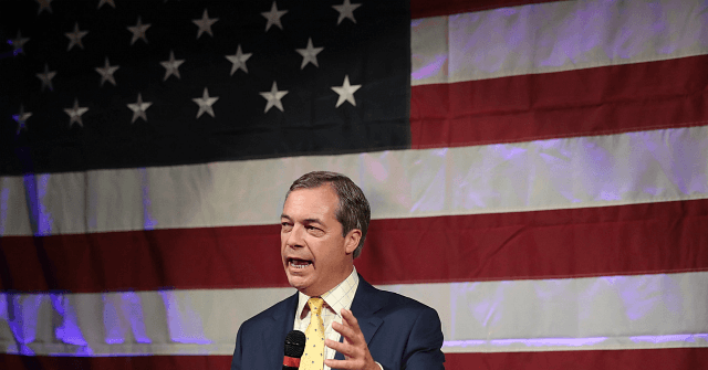 Farage: 'Growing' Concern in Washington About BOJO's Huawei Decision
