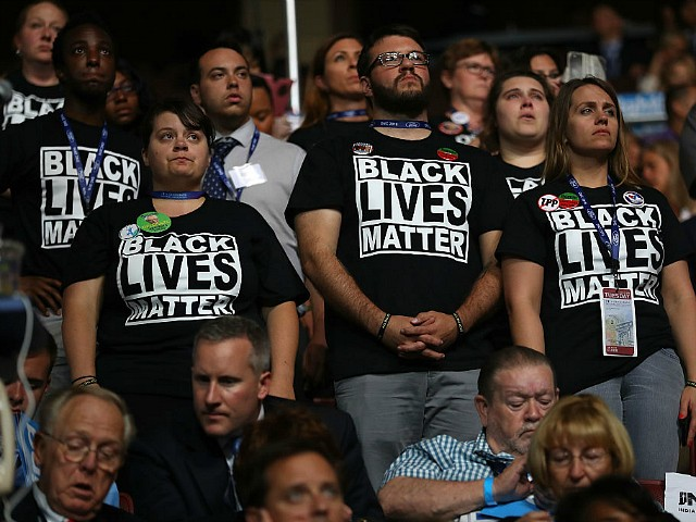 Boston Public School Teacher's Union Promotes 'Black Lives Matter' Shirts in Classrooms