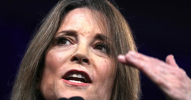Marianne Williamson: Pete Buttigieg 'Nothing but a Corporate Tool'