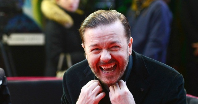 Ricky Gervais Heckles Hollywood Ahead of Oscars: Only Time Your Badly Paid Migrant House Staff Will Sleep
