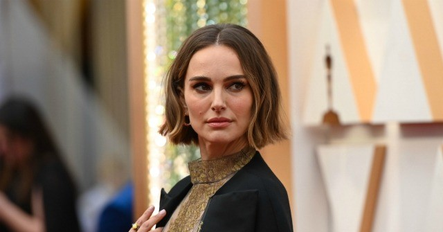 Oscars: Natalie Portman Wears Dior Cape with Names of Female Directors Not Nominated