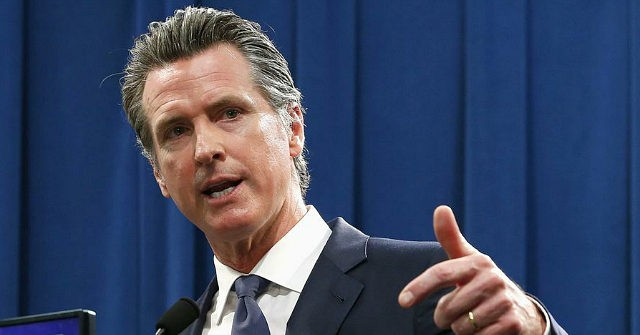 CA Gov. Newsom: Lindsey Graham 'an Embarrassment,' McConnell 'Dangerous'