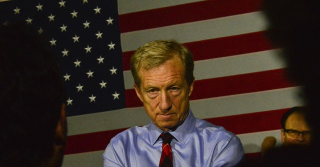 Steyer Asks DNC for Extra Polling Time to Qualify for Next Debate