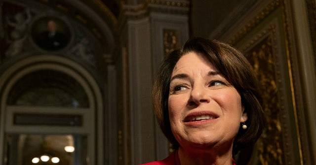 Amy Klobuchar: 'I Am Troubled by Having a Socialist Lead Our Ticket'