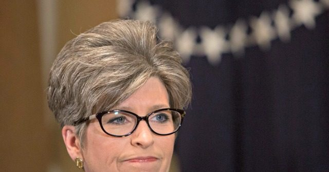 Joni Ernst: Democrats Can 'Reject Infanticide' with Born-Alive Abortion Survivors Protection Act