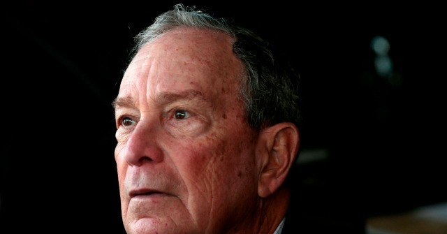 Donald Trump Tweets and Deletes: Mike Bloomberg Is a 'Total Racist'