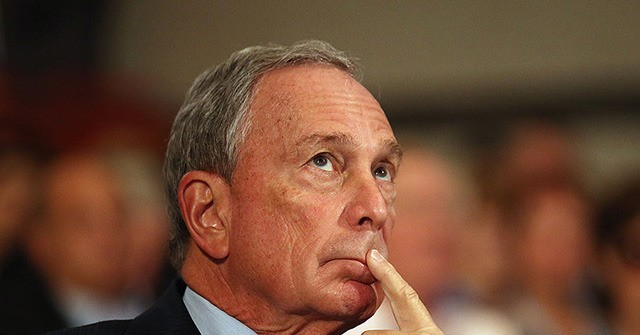Mike Bloomberg: Police 'Stop Whites Too Much, Minorities Too Little'