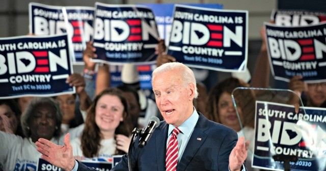 Biden Delivers Gaffe-Ridden, Defiant Message After N. Hampshire Blowout