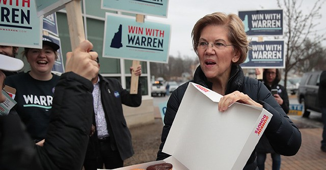 Elizabeth Warren Gets 0 Delegates in 4th-Place New Hampshire Finish