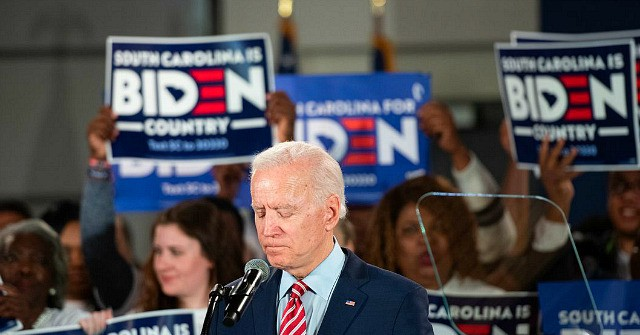 New Hampshire Results Demonstrate Further Collapse of Biden Candidacy