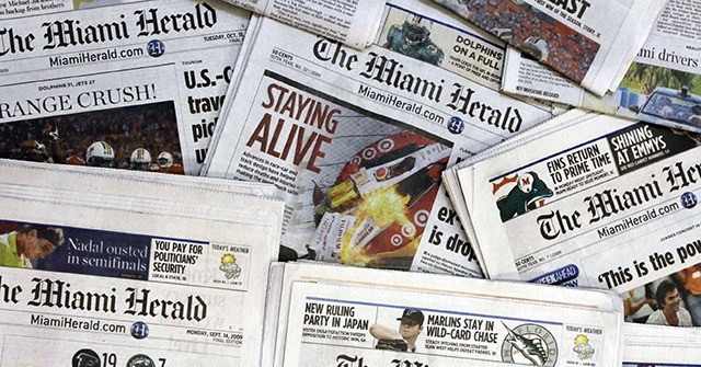 McClatchy Newspapers File for Chapter 11 Bankruptcy Protection