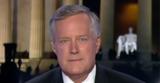 GOP Rep. Meadows on Roger Stone: I 'Stand By' Barr, Trump –