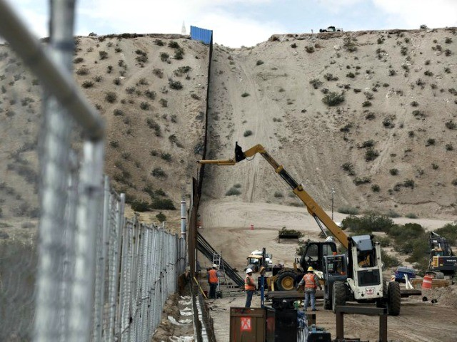 Trump's Pentagon Secures $3.8B to Build 177 Miles of Border Wall