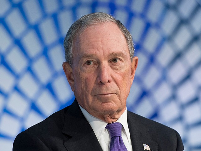 Trump: Democrats Face 'Revolution' if Mike Bloomberg Buys Nomination