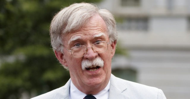 Bolton: Conservatives Need to Reject Trump Attacks on John Kelly