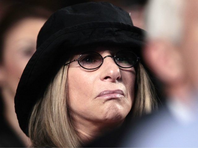 Barbra Streisand: Trump 'Directly Responsible' for Growing Hate Against Children