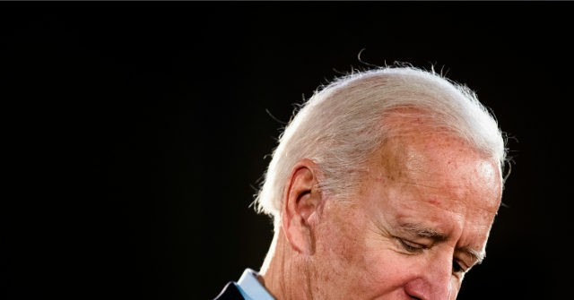 Nolte: Poll Shows Impeachment Torpedoes Hit Joe Biden, Not Trump