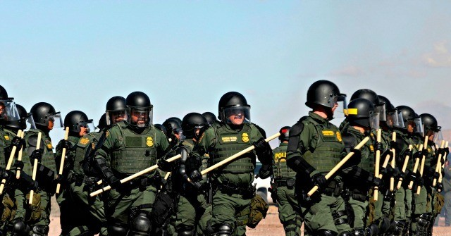Report: Trump Deploying 'Elite Tactical Agents' to 10 Sanctuary Cities