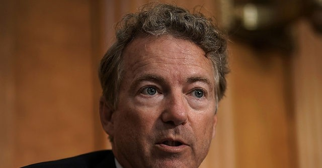 Rand Paul Slams YouTube Removal of Video Mentioning 'Eric Ciaramella'