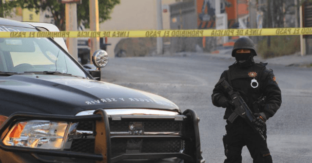 GRAPHIC-EXCLUSIVE: Murder in Mexican Border State Points to Rise of Independent Narco-Gangs