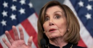 Pelosi: If Trump Was a Person of Faith, He Would Realize People Pray 'Even for Him'