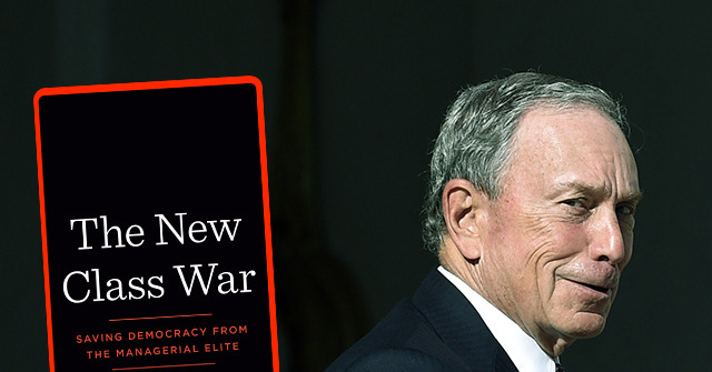 Pinkerton: 'The New Class War' Exposes the Oligarchs and Their Enablers