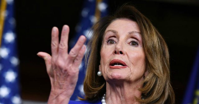 Pelosi: America Cannot Withstand 'Destruction' Trump Would Do in a Second Term