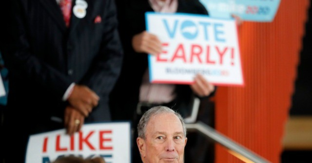 Billionaire Bloomberg Replaces Billionaire Steyer on Debate Stage