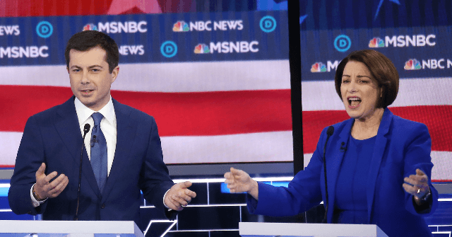 Klobuchar to Buttigieg : 'Are You Trying to Say That I'm Dumb?'