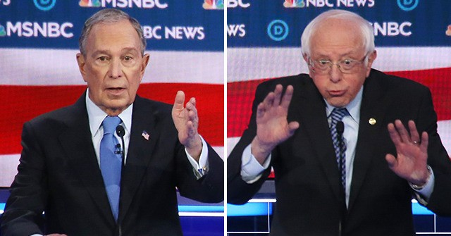 Fact Check: Bloomberg Nails Socialist Bernie Sanders as 'Millionaire w/ 3 Houses'