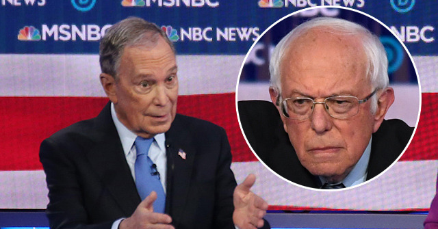 Michael Bloomberg: Bernie's Policies Amount to 'Communism'