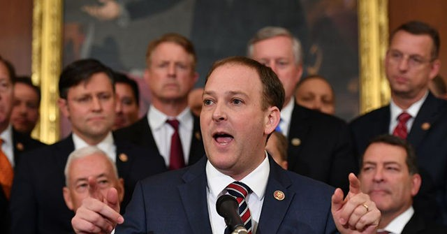 Rep. Lee Zeldin Pushing for Expungement of Trump's 'Sham Impeachment' by Democrats