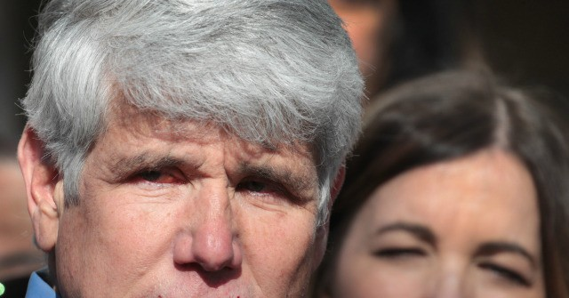 Democrat Strategist: Democrats' Turn on Rod Blagojevich Will 'Backfire'