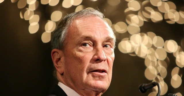 Michael Bloomberg: 'I'm Not a Big Fan of Everybody Having Guns'