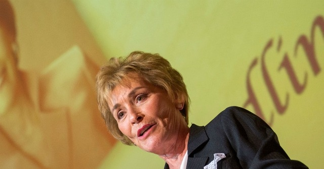 Judge Judy Vows to Fight 'To the Death' Against Bernie Sanders