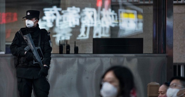 Report: Police Stealing Food Donated to Chinese City Under Coronavirus Lockdown