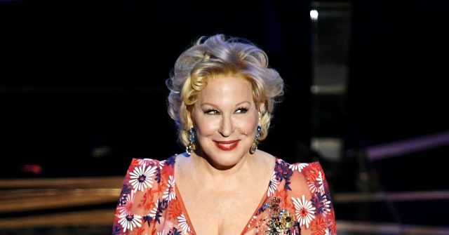 Bette Midler Says 'Truth Is Coming Out': Lindsey Graham 'in Love' with Richard Grenell