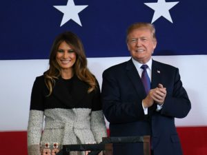 Watch Live: President Trump and the First Lady Honor Black History Month