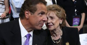 Andrew Cuomo: Chris Could've Infected My Mother Matilda with Virus
