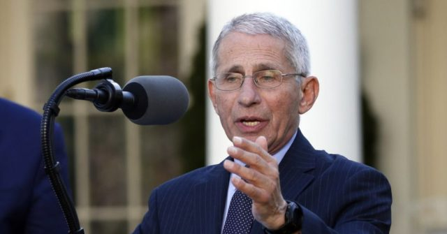 Dr. Fauci Cautions Jim Acosta for Taking 'Soundbite' Out of Context