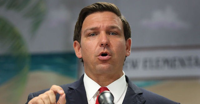 Gov. Ron DeSantis Issues 'Stay at Home' Order for All of Florida